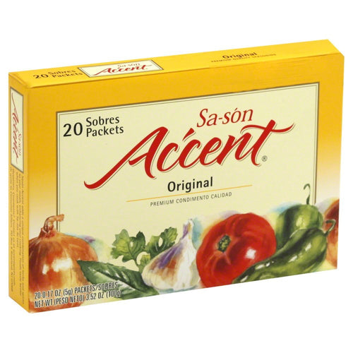 Accent Sason Seasoning - Original