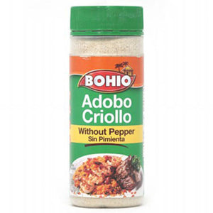 BOHIO Seasoning without Pepper (Adobo Criollo sin Pimienta) 16.5 oz