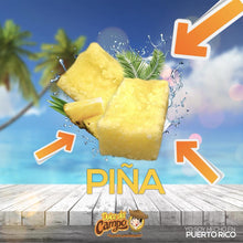 Coconut Pineapple Candy (Coco-Piña) sweet & tangy native candy - 1 oz bar (12 Bars per Box)