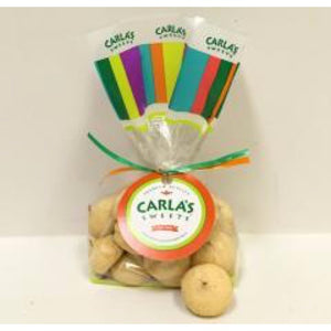"Carla's Sweets ""MANTECADITOS"" Shortbread Cookies - 7.4 Oz Bag"