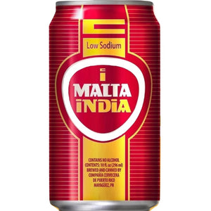 Malta India 8oz. Cans - 2 Six Packs