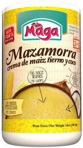 MAZAMORRA Cereal (Tender Corn and Coconut Cream Cereal) 12 oz.  - Shipping Included
