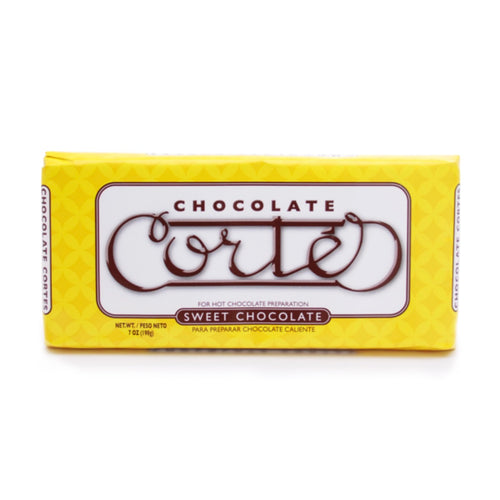 Cortes Sweet Chocolate for Hot Chocolate (7oz.)