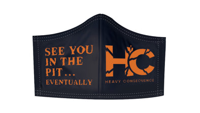 See You In The Pit! Mask - Version 1