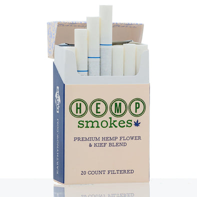 Hemp Smokes Pack – 20 Pre-Rolled Smokes