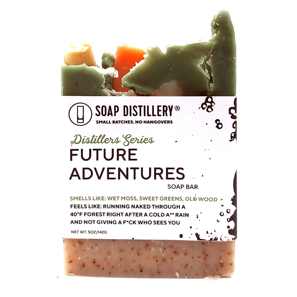 Future Adventures Soap Bar - Distiller's Series