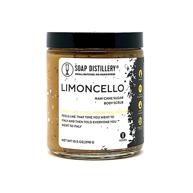 Limoncello Body Scrub