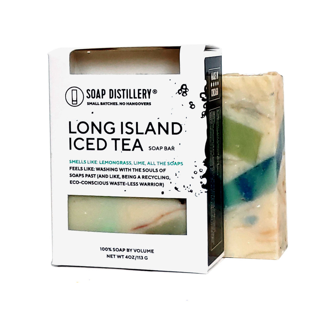Long Island Iced Tea Soap Bar - Distiller's Series