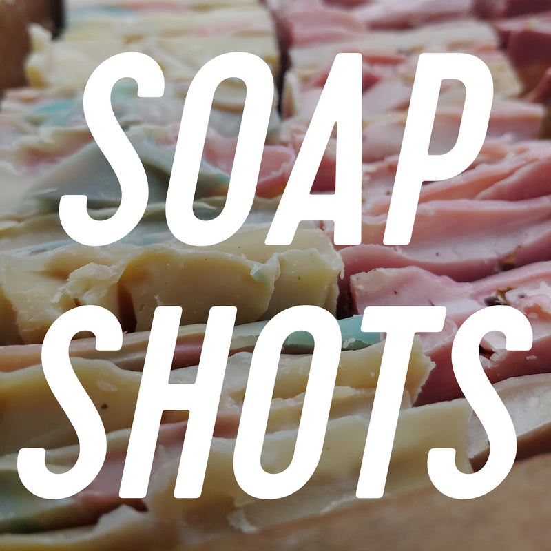 Soap Shot Grab Bags