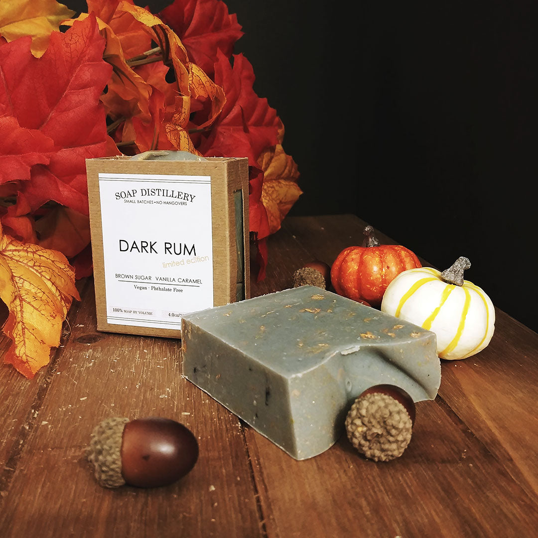 Dark Rum Soap Bar