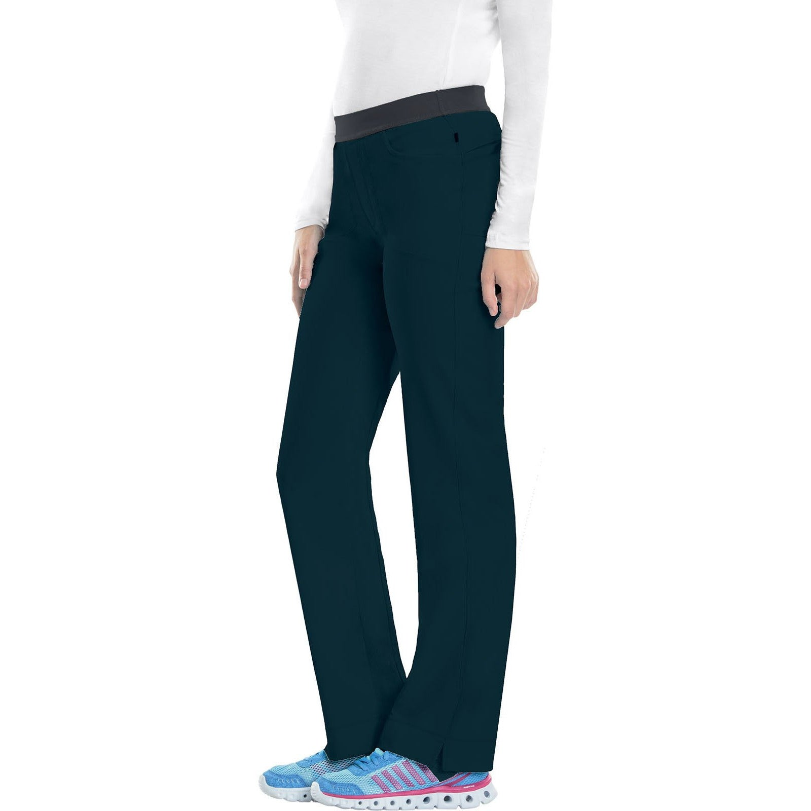 Low Rise Slim Pull-On Pant 1124A (XL-5XL) INSEAM 30.5''