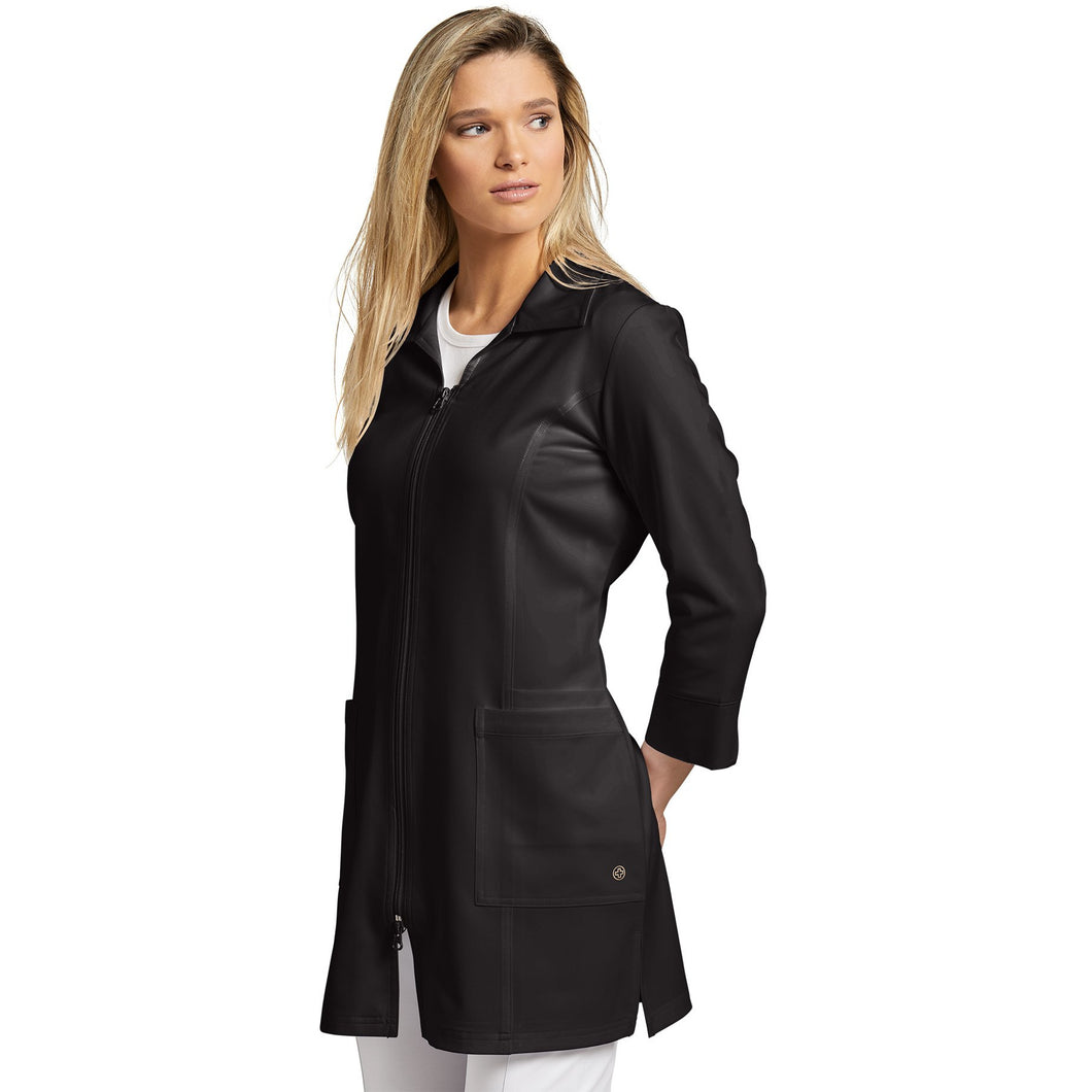 2817  Modern Marvella Lab coat