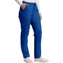 Load image into Gallery viewer, 304 Straight Leg Elastic Waist Cargo Pant