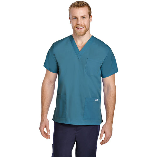 MOBB Unisex V-Neck Scrub Top (CLEARANCE) 310T SALE