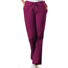 Load image into Gallery viewer, Natural Rise Flare Leg Drawstring Pant 4101 (L-3XL) INSEAM 30-31''