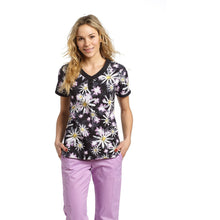 Load image into Gallery viewer, Printed V-Neck Top 701 *CLEARANCE SALE*