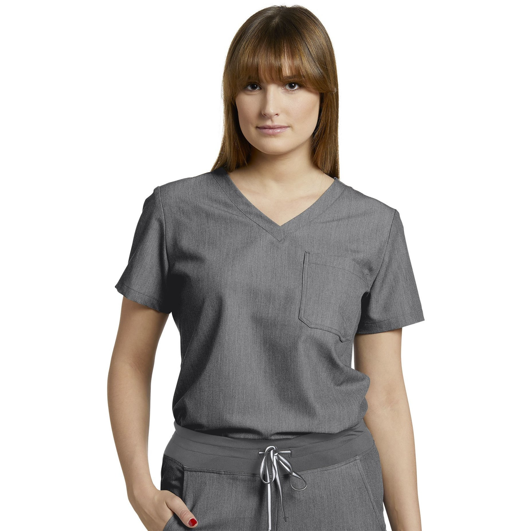 794 V-Tess Women's V-Neck Scrub Top