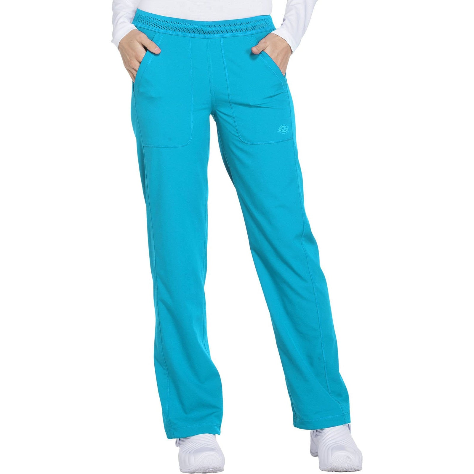 Mid Rise Straight Leg Pull-on Pant DK120P INSEAM 30.5'' *FINAL SALE*