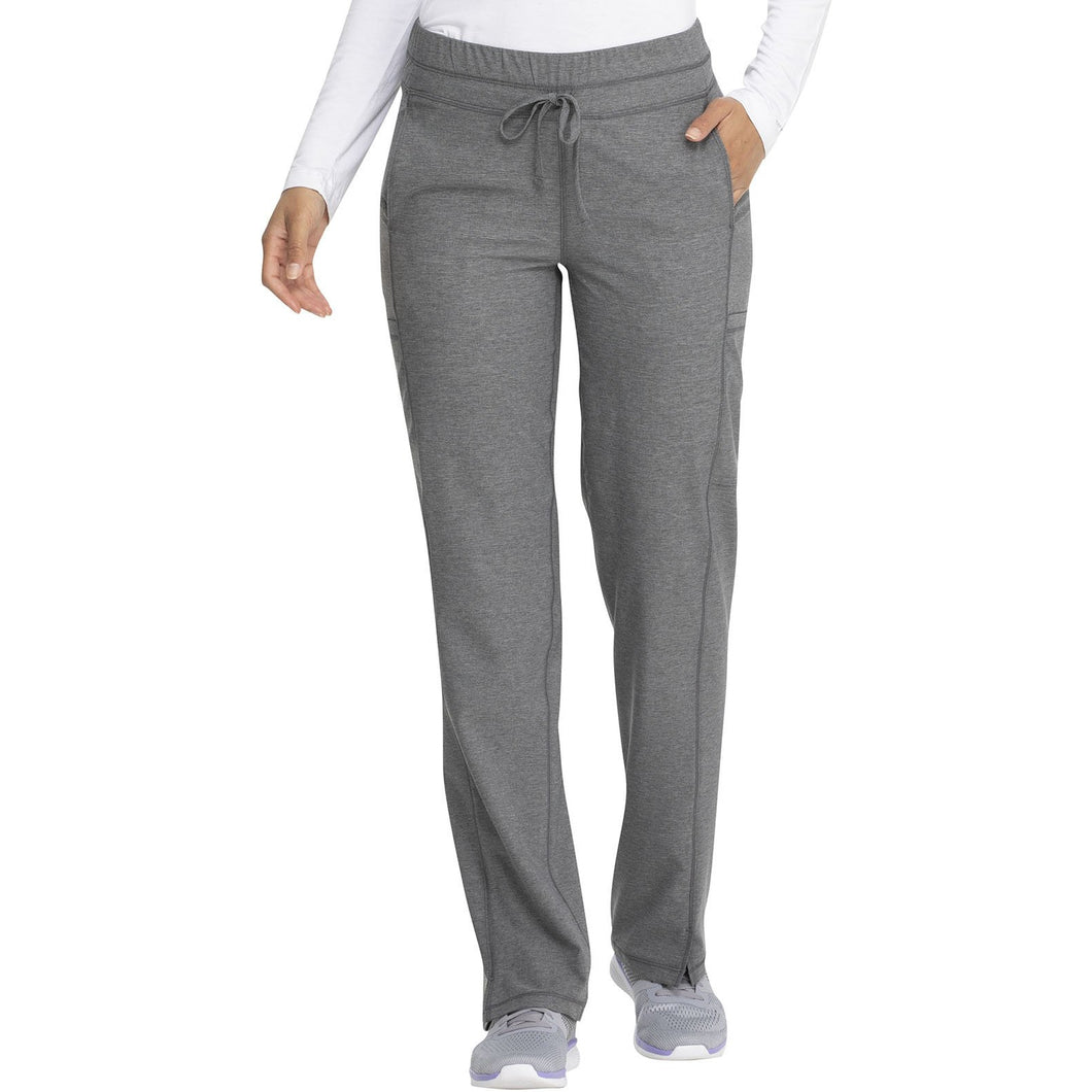 Mid Rise Straight Leg Drawstring Pant DK130 INSEAM 30 1/2'' *FINAL SALE*