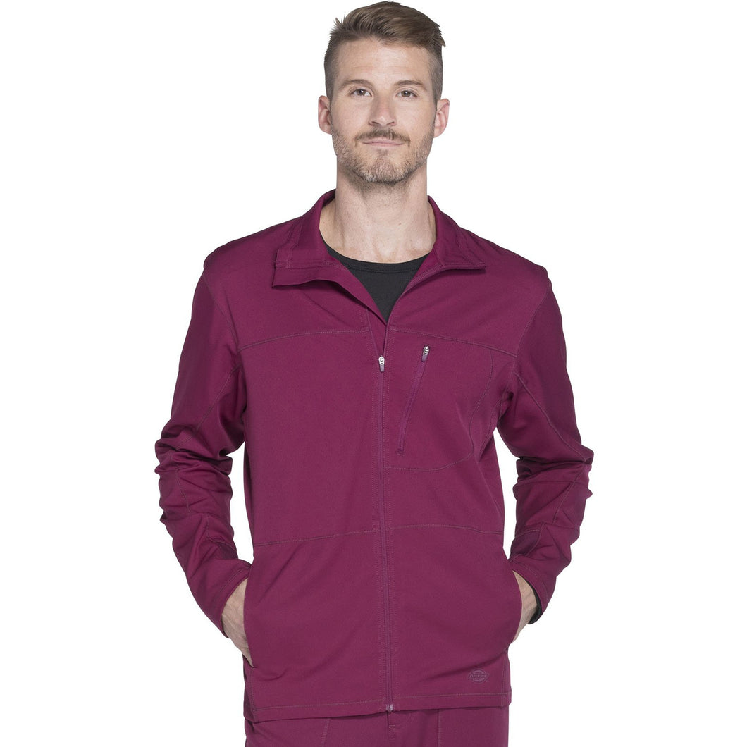 Dickies Dynamix Men's Zip Front Warm-up Jacket DK310 TOP SALE
