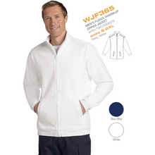 Load image into Gallery viewer, MOBB Fleece Warm-up Zipper Jacket (CLEARANCE) (WJF365) SALE
