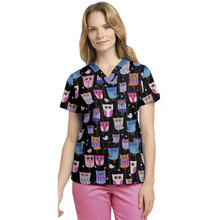 Load image into Gallery viewer, Printed V-Neck Top 617 *CLEARANCE SALE*