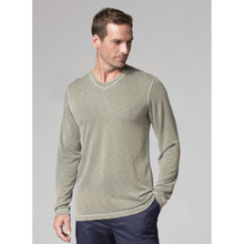Load image into Gallery viewer, MEN'S LONG SLEEVE MODAL TEE TOP SALE 6429
