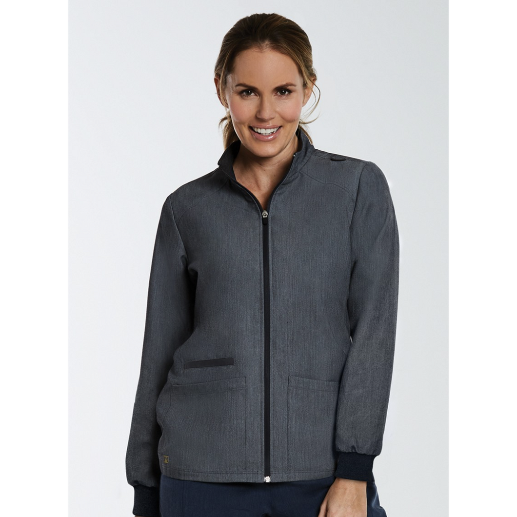 Comfy Warm-Up Jacket 7091