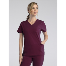 Load image into Gallery viewer, Ladies Modern V-Neck Top 1902