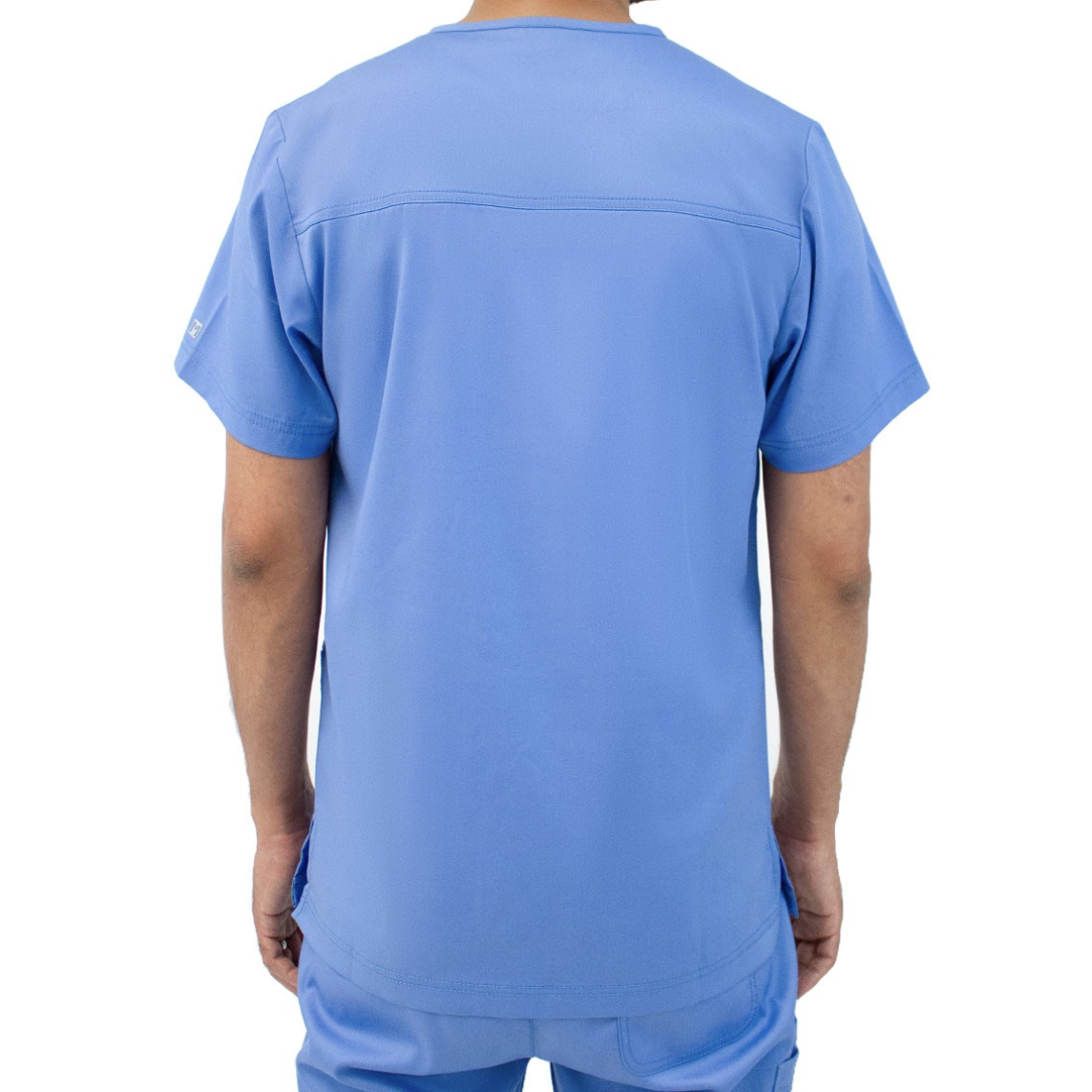 Men 3 Pocket V-neck Top 5502