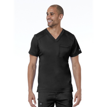 Load image into Gallery viewer, Men's Basic V-Neck Top 5501