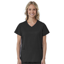 Load image into Gallery viewer, V-Neck Two Pocket Top 1726 (XXS-L)