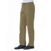 Load image into Gallery viewer, Men's Full Elastic 10-Pocket Cargo Pant 8206T Tall INSEAM 33''