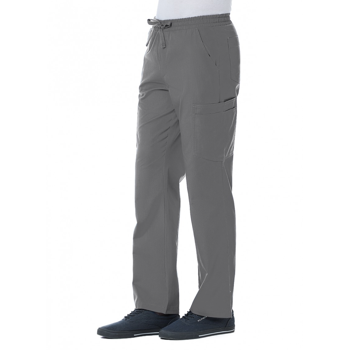 Men's Full Elastic 10-Pocket Cargo Pant 8206T Tall INSEAM 33''
