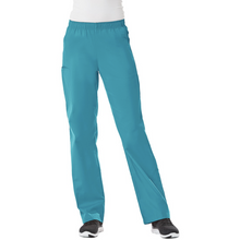 Load image into Gallery viewer, Full Elastic Band Cargo Pant 9016P Petite (XXS-L) INSEAM 28''