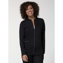 Load image into Gallery viewer, Zip Front Warm-Up Jacket 8702