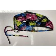 Load image into Gallery viewer, Medical Cap (Unisex) Adjustable tie back