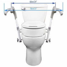 Load image into Gallery viewer, Ultimate Toilet Safety Frame