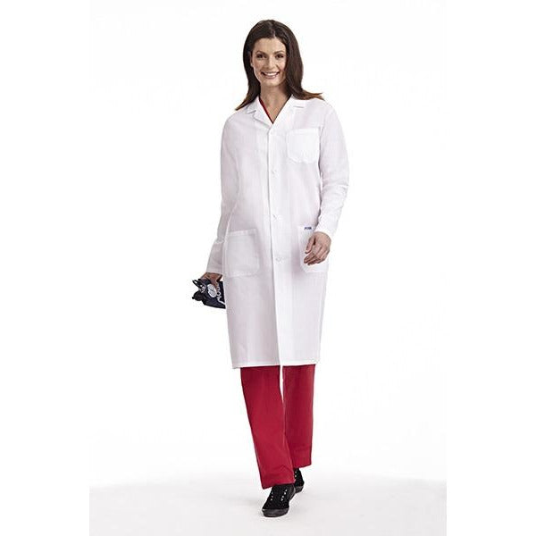 Full Length Unisex Lab Coat MOBB (L406)
