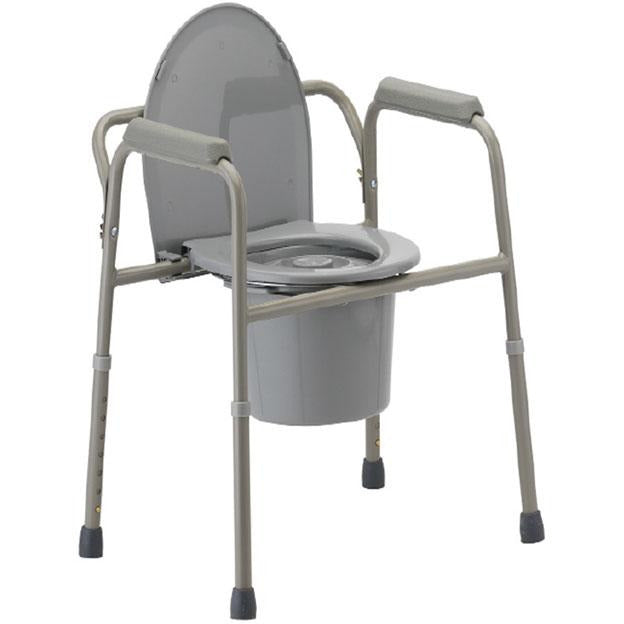 3-in-1 Commode Chair: MHCMC