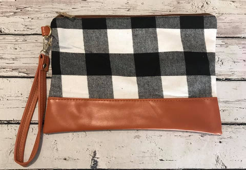 Custom Plaid bags