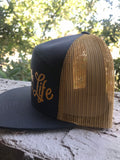 Custom striper fishing hat, fishing, custom hat, breathable, flat bill, truckers hat, fishing decal, striper fish