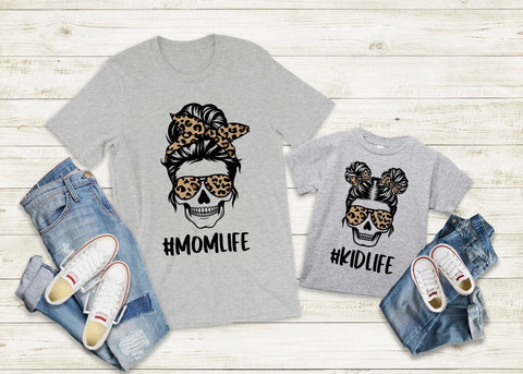 Mommy an me shirt set, #momlife, #kidlife