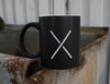 IT020 - Ind. Trad. X Coffee Mug (LEFTY)