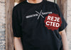 IT001 - Ind. Trad. Tee OVERSIZED LOGO [REJECT SALE]