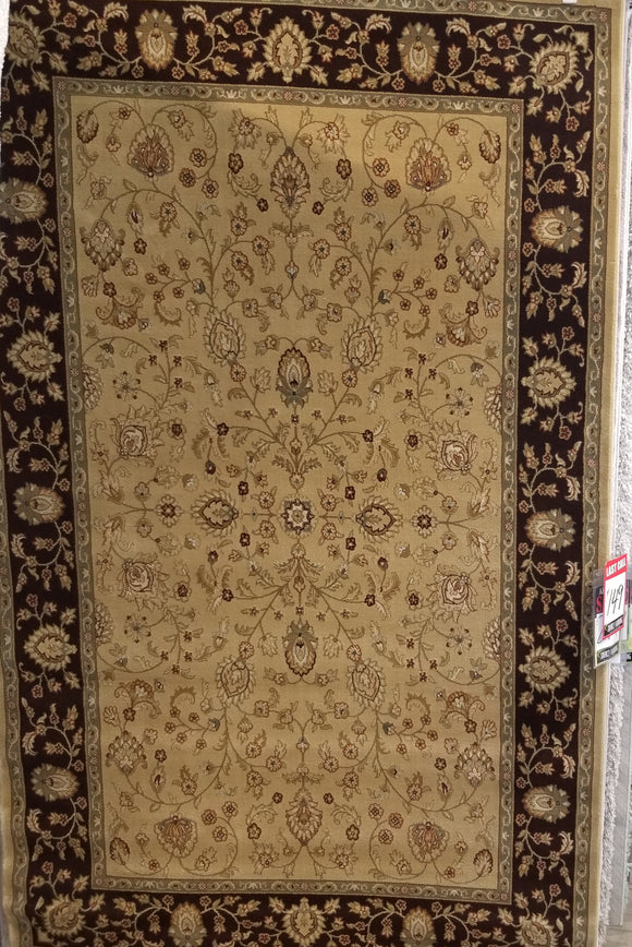 Area Rug Approx 5'x8'