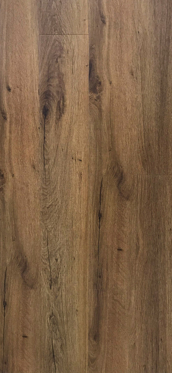 Havana Oak Laminate + Pad Attached