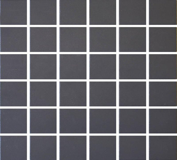 Feng Shui Dark Grey 2 x 2 - Backsplash