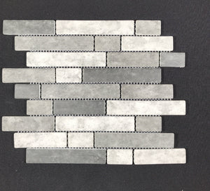 Urban Tapestry Interlocking 6mm - Backsplash