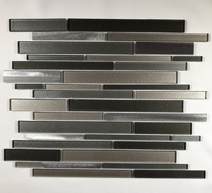 Lifestyle Brio Charcoal - Backsplash
